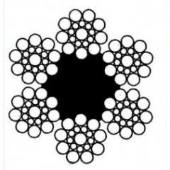 Стальной канат DIN 3058 (ГОСТ 3077-80)