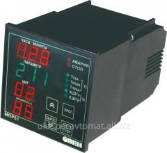 Регулятор температуры и влажности, программируемый