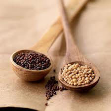 Mustard black seeds