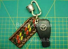 Футляры для очков, игральных карт, зажигалок, сигарет, фляг и подарочных бутылок