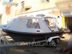 Тенты для лодок, катеров, яхт