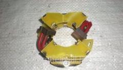 Brush holder of a starter of Cech 12B/24B