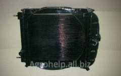 Radiator of water cooling of YuMZ with dvig. D-65