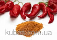 Chili pepper red ground Premium