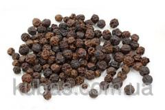 Black pepper of rough grinding