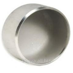 EN10253-3 cap Ø 21,3х2-139,7х2 stainless steel