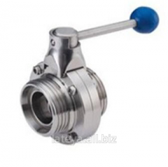 Gate butterfly stroke Nut/nut AISI 304 stainless