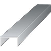 Aluminum AL-C-18 profile edge