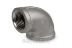 Колено В/В нержавеющая сталь AISI 316L 08Х18Н10