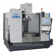 VMC 800 the Vertical processing center from a