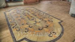Cutting of a ceramic tile