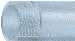 Pressure head polymeric hose of FR 505
