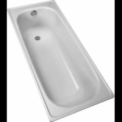Ванна стальная, эмалированная