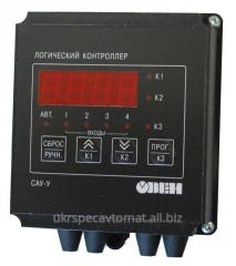 Контроллер для управления насосом САУ-У