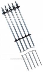 DU multielectrode level detectors