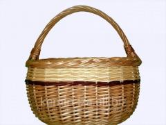 """Basket wattled """"Favour"""