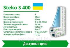Steko s400 window