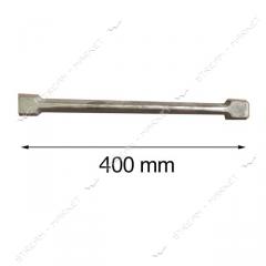 Grid-iron of 400 mm pig-iron No. 100941