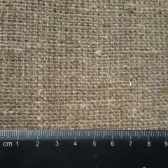 Мешковина льняная плотностью 430 г/м2, ширина рулона 1,1 м