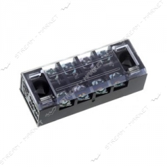 Terminal blocks screw in the TV case - 2504 No.