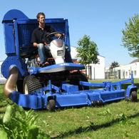 I will sell ISEKI SF310 lawn-mower