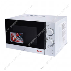 Saturn ST-MW8164 No. 009260 microwave oven