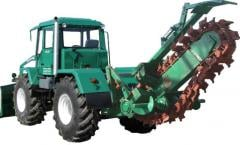 Trench chain HTA-200-BT tractor