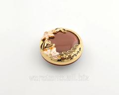 Fur-coat button 6005-1
