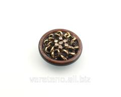 Fur-coat button 79013