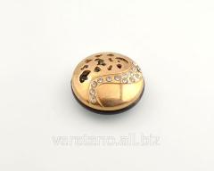 Fur-coat button 79010