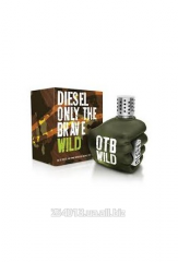 Духи мужские Diesel Only The Brave Wild , Diesel Only The Brave Wild 125 мл, Diesel Only The Brave Wild  оригинал