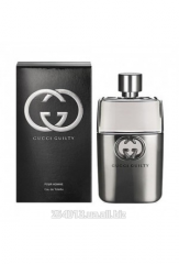 Perfume for men of Gucci Guilty, Gucci Guilty of