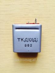 Контактор включающий ТКД101Д1