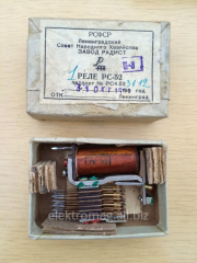 RS-52 RS4.523.112 relay