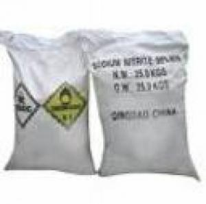 Sodium nitrite, sodium nitrite