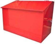 Box for sand of 0,5 cbm. (1220x670x700)