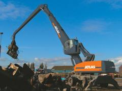 I will sell the excavator for transfer of ATLAS