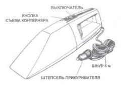 Автомобильный пылесос Кирби по доступной цене в Украине