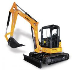 Caterpillar hanix h75c excavator