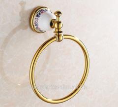 Держатель-кольцо для полотенца Holder Ring Gold,