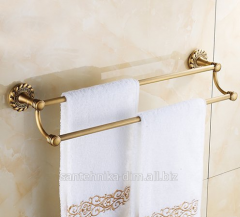The holder for a towel of Double Row Original