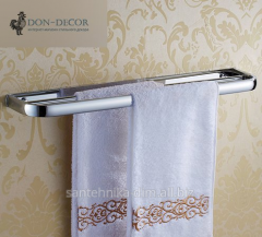 The holder for a towel of Stylish Double Row