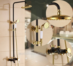 Black shower rack of Blackygold Simply, Article