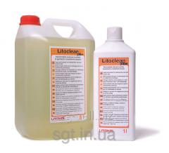 Litokol LITOCLEAN PLUS - liquid for cleaning of