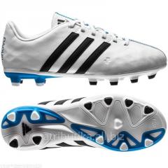 Boots children's football Adidas 11Nova FG W,
