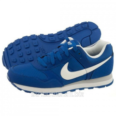 Sneakers children's sports NIKE MD RUNNER BG,