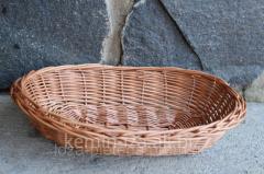 Плетеные корзины для хлеба