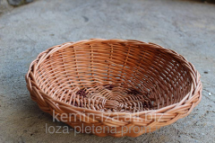 The round bread basket, bread boxes from the