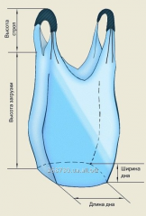 Big run (big bag, μR) two-loopback with a plastic