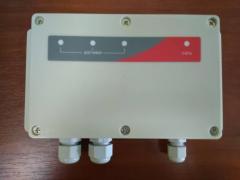 Сигнализатор кондукто-метрический РОС-301